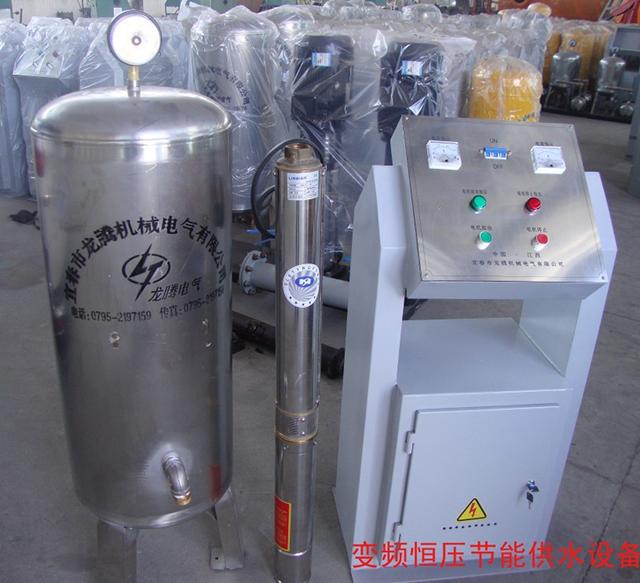 变频恒压节能供水设备照片