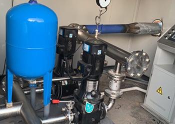 无负压供水设备维护与保养