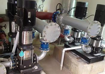 一体化预制泵站具备的特点与优势
