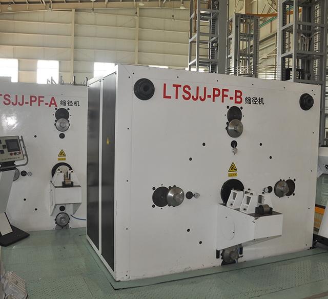 LTSJJ-PF-A四面平行挤压机