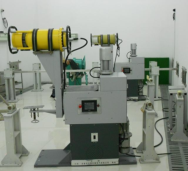 ITER超导导体专用X光机旋转机