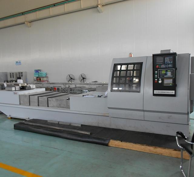 ITER PF导体铠甲坡口机
