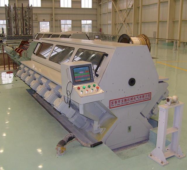 ITER-TF超导导体缩径机