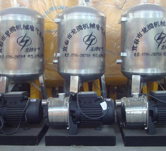北京全自动供水设备