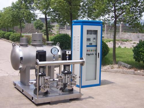 细数变频供水设备中的常见问题?以及如何处理?
