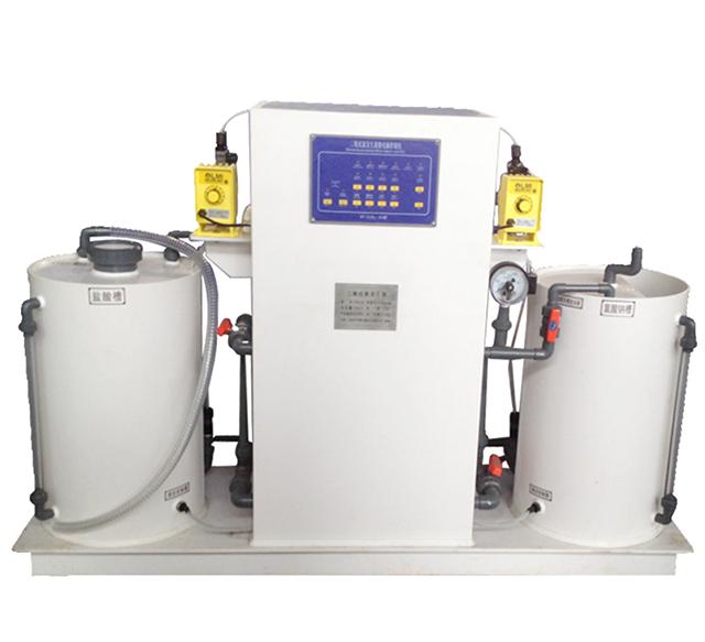无负压供水设备工作过程