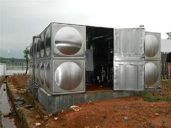 无负压变频供水设备中有哪些易损件?