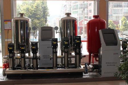供水设备安-全操作流程