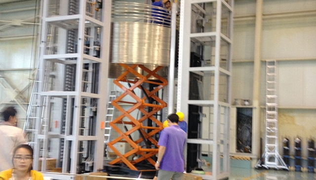 LTZSGZ-ITER导体专用着色工装