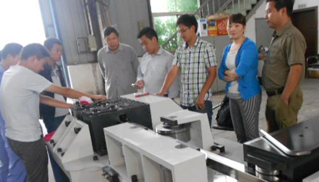 超导导体生产设备