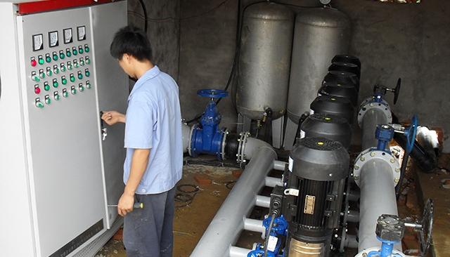 万年水厂设备