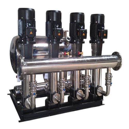 全自动供水设备制作工艺介绍,安装时如何调试