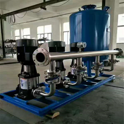 无负压供水设备技术说明