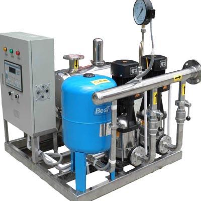 全自动供水设备你了解多少?