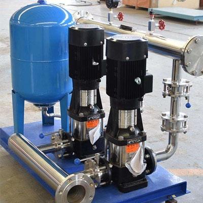 无负压变频供水设备介绍